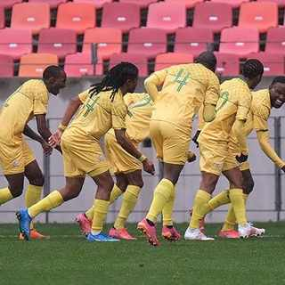 Free Bafana Bafana match for anyone who's vaccinated. Here is what the internet thinks