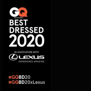 GQ Best Dressed 2020 – All About You