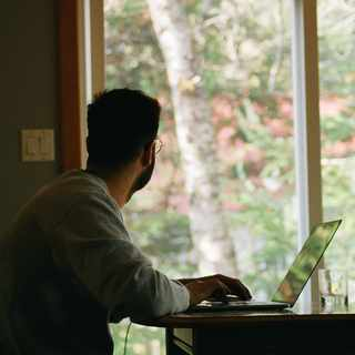 How (and why) to work on your laptop-wrecked posture