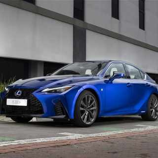Lexus goes full Hybrid with the 2021 IS