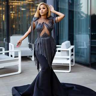 PICS: The looks we spotted at the 2021 Royalty Soapie Awards