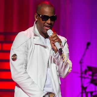 R. Kelly found guilty