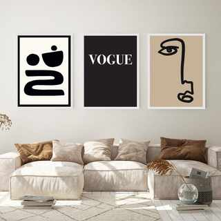 Re-energise your walls with lovingly curated, exclusive art prints from Studio&Me