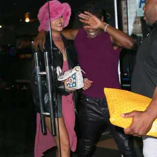 Rihanna confirms that she's dating A$AP Rocky In the most public way possible