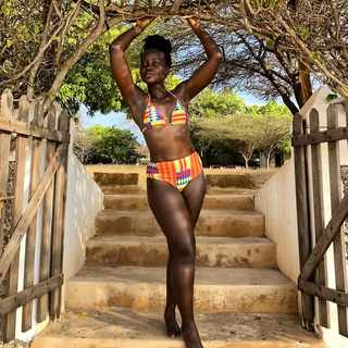 SEE: Lupita shares her fitness secrets