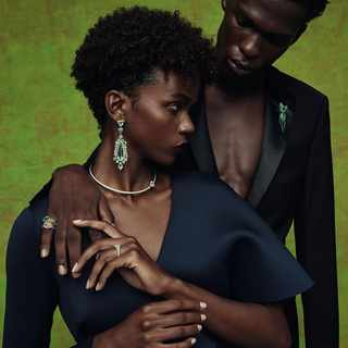SEE: Sotheby's opens its first exhibition of black jewellery designers