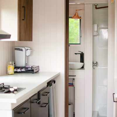 15 Small-Space Tricks We're Stealing from Real Tiny Apartments