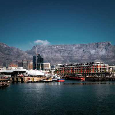 Cape Town on the top  '50 Best Places to Visit This Decade' list