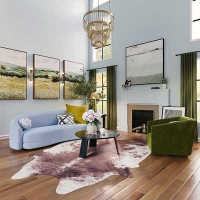 DIY: How to furnish, fill and decorate your new, larger home