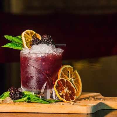 Dress up any drink with these impressive cocktail garnish ideas