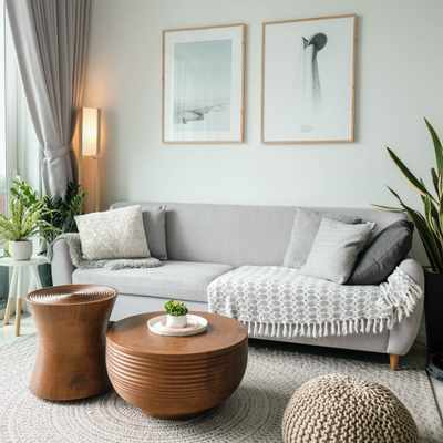 How to make your small living space look bigger instantly