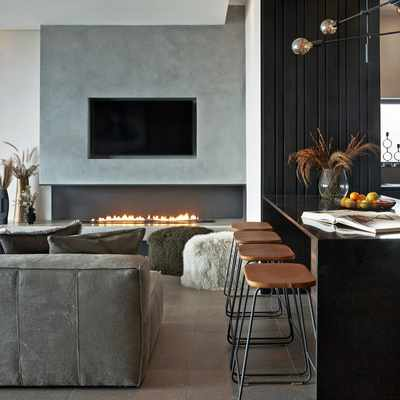 WATCH: Inside a locally designed Afro-modern apartment