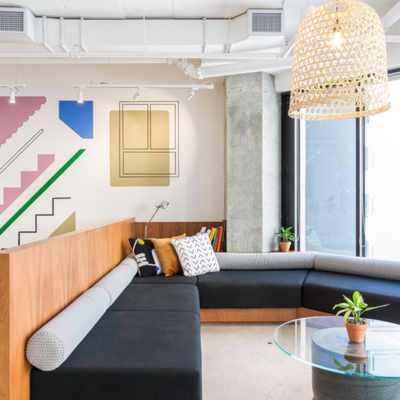 WeWork is the Mother City's latest co-working space
