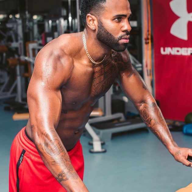 Jason Derulo 'worried' he'd lose sex symbol status after becoming a dad