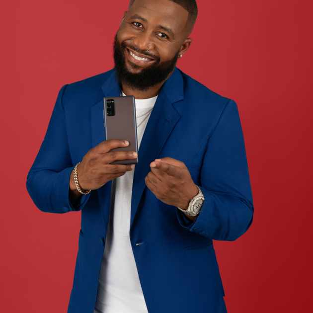 Cassper Nyovest: The hit maker shares his thoughts and experience with the Galaxy S20 FE