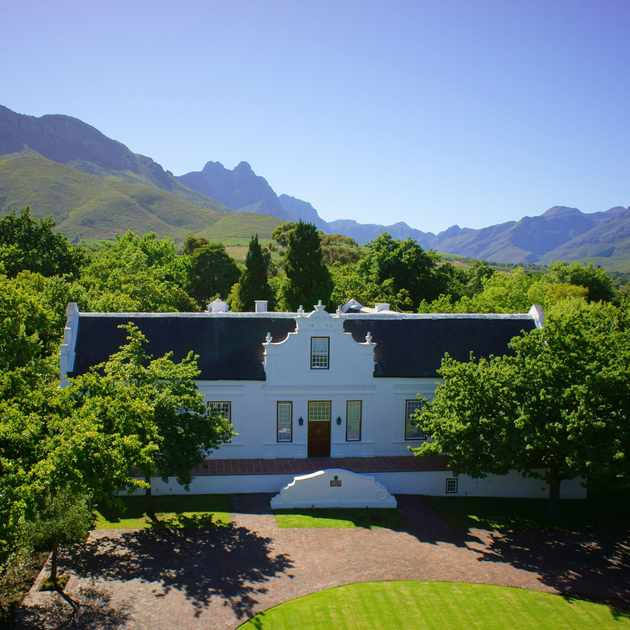 Lanzerac Wine Estate: The perfect getaway spot