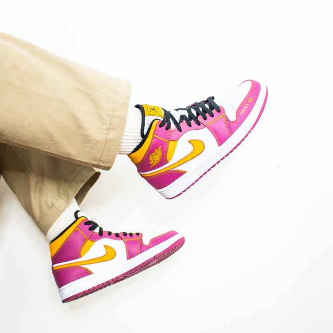 5 Sneaker trends to look out for in 2021 and how to wear them