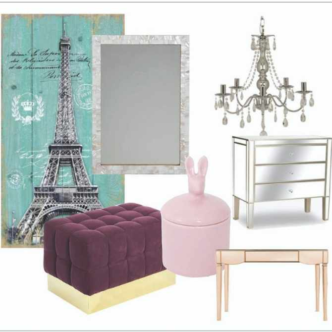 7 Items that are perfect for creating a celebrity-inspired glam room