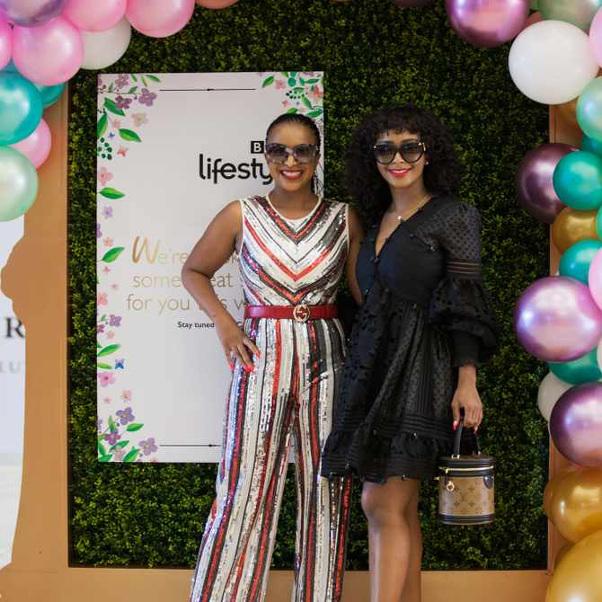A look inside GLAMOUR Mother's Day High tea