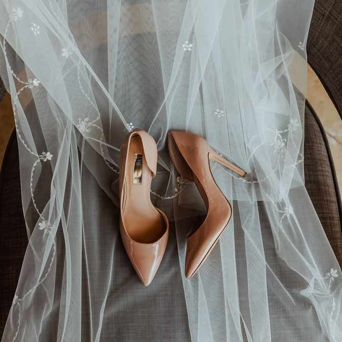 A style guide to finding the perfect shoes for your wedding