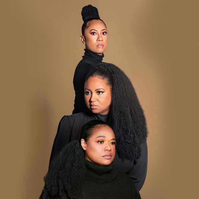 All about Aunt Jackie's Curls & Coils team - and the hair journeys they've been on