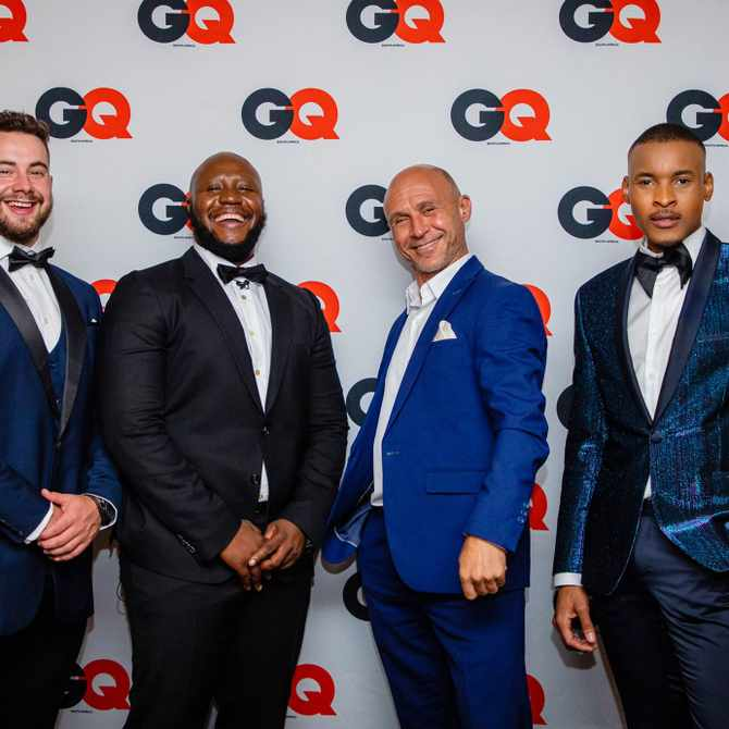 Everything you need to know about the 2020 GQ Men of The Year Awards Winners