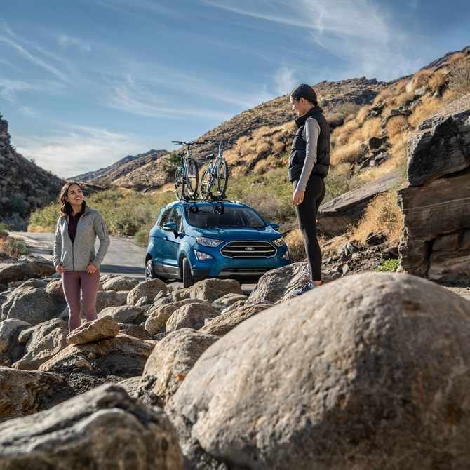 Explore Effortlessly with the Ford EcoSport