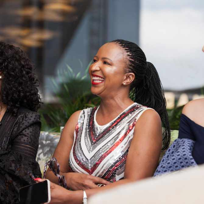 GALLERY: A look inside GLAMOUR Mother's Day High tea