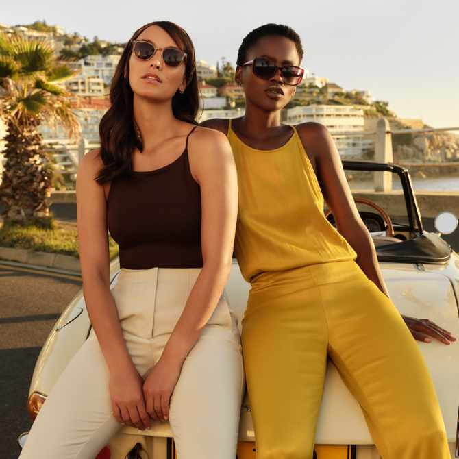 GLAMOUR and Spec-Savers are giving away De Luca eyewear to the value of R5 500