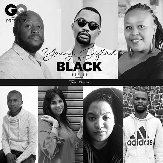 GQ Young, Gifted and Black Series: The GQ Team