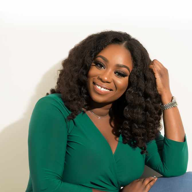 Glamour Women's Month Series: Media mogul Peace Hyde is re-writing the African narrative