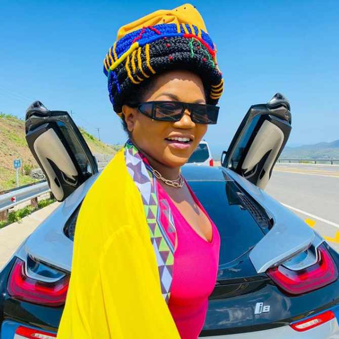 Her Majesty, Busiswa Gqulu bags reality show on BET Africa