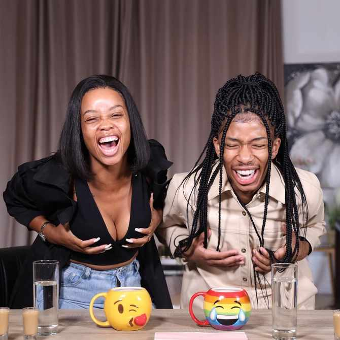 ICYMI: Lasizwe drops trailer and first episode of his new 'Drink or Tell the Truth' YouTube show