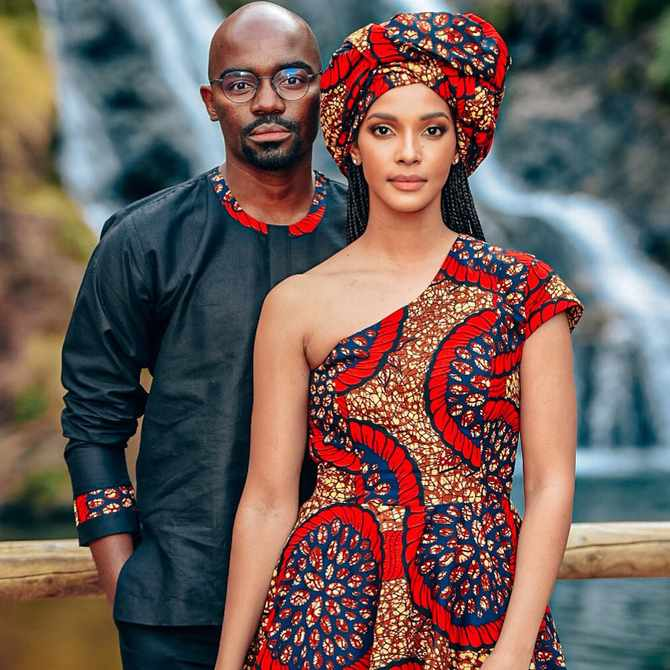 Inside Dr Musa Mtombeni and Liesl Laurie's virtual lobola negotiations