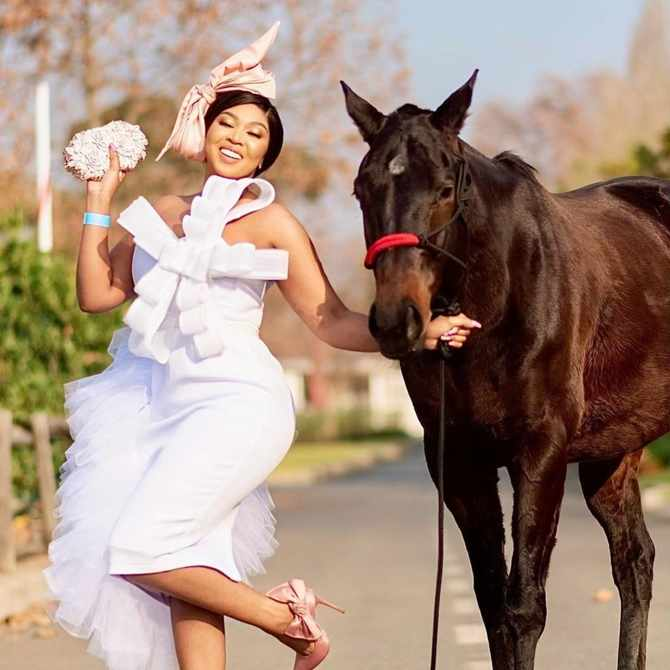 PICS: Best Dressed looks at the 2021 Cell C Inanda Africa Cup