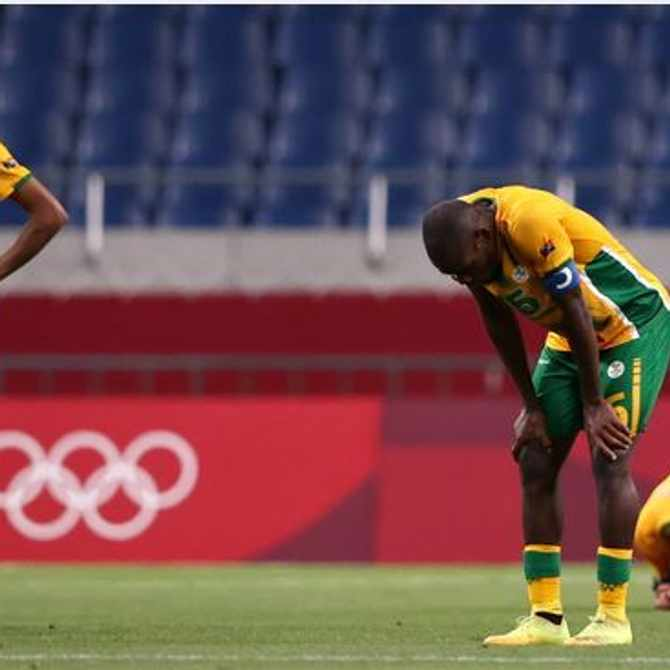 SA's under 23 knocked out of Tokyo Olympics after losing to France