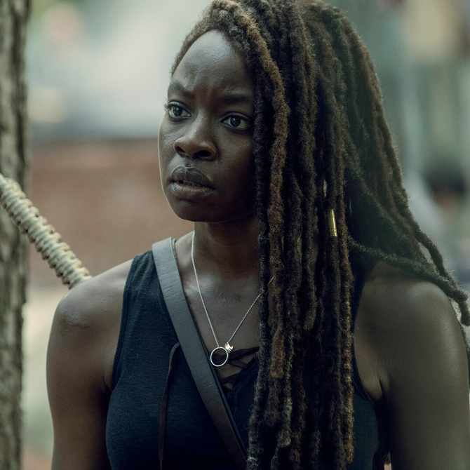 SEE: This is what you should know about actress Danai Gurira of 'The Walking Dead'