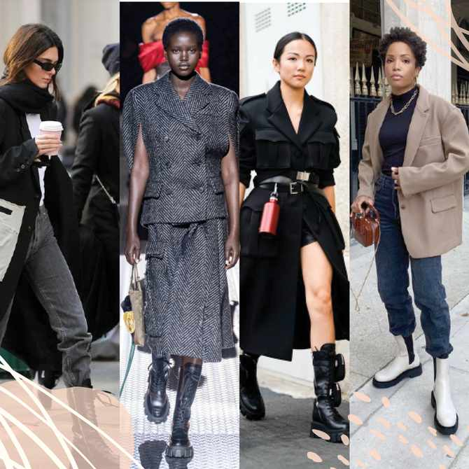 Stomp the streets with some of our favourite boots
