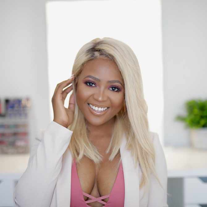 Thandi Gama's tips to look glam all the time