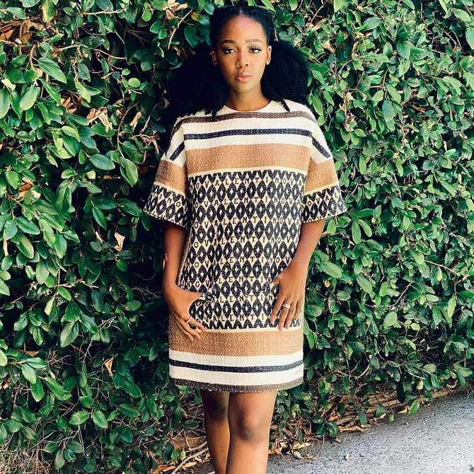 Thuso Mbedu will feature in Rihanna's Savage X Fenty show