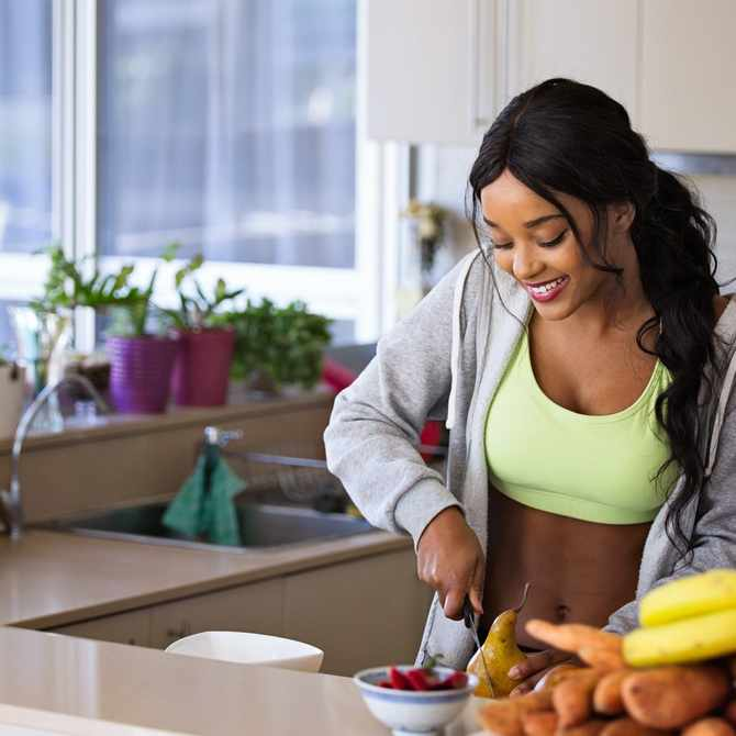 What to eat before & after working out
