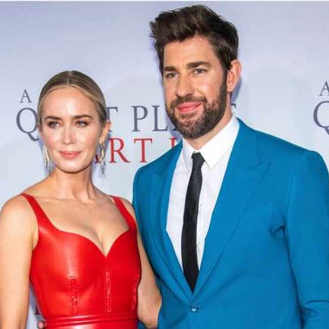 Emily Blunt rejects 'Fantastic Four' rumours