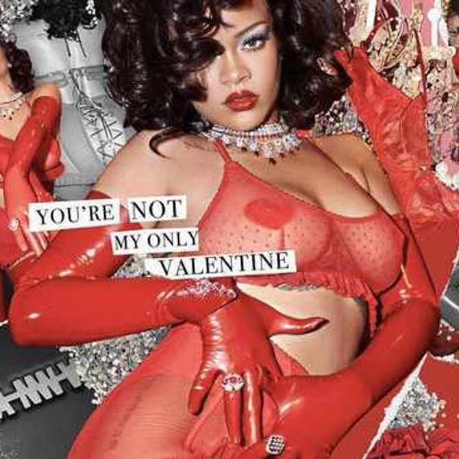 Rihanna's SavagexFenty V-Day collection is here to tease all that is sexy