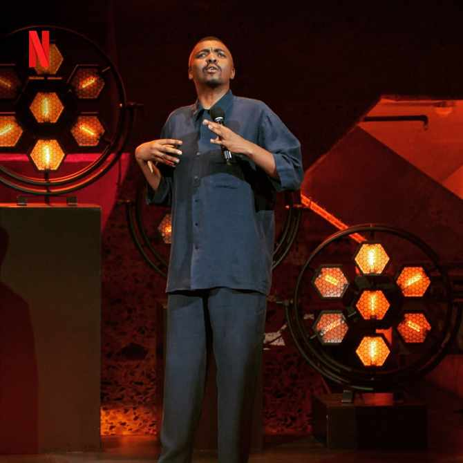 Celebs defend Loyiso Gola's new Netflix special 'Unlearning'