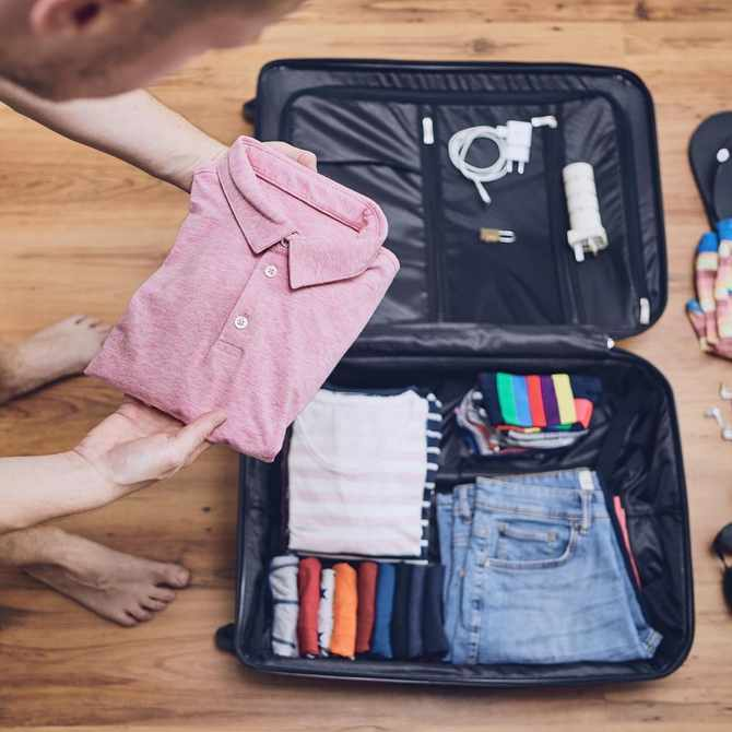 The GQ guy's guide to perfect packing