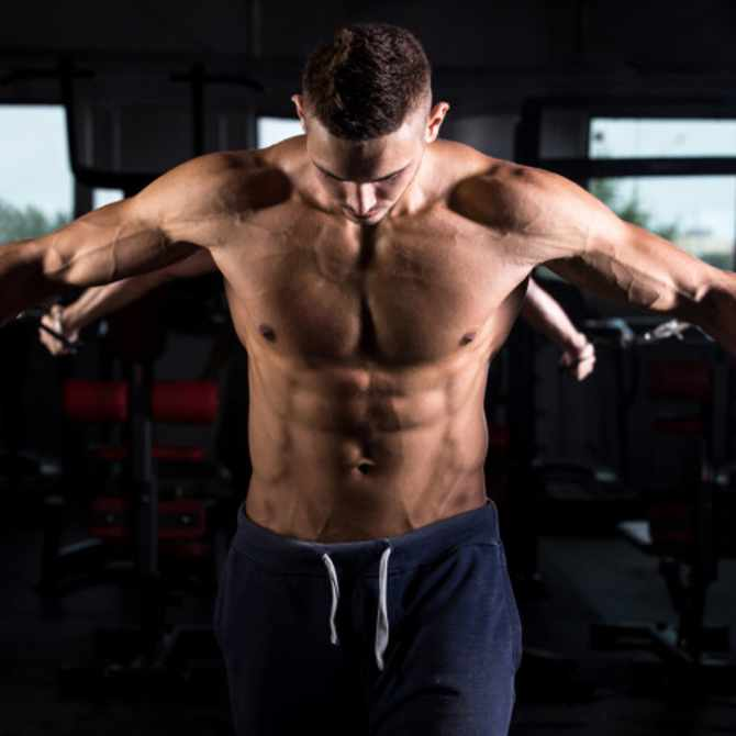How to build the perfect pecs