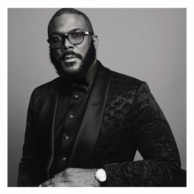 'This is what a midlife crisis looks like': Tyler Perry splits from girlfriend Gelila Bekele after a decade together