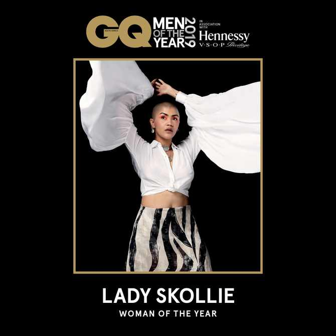 Woman of the Year: Lady Skollie