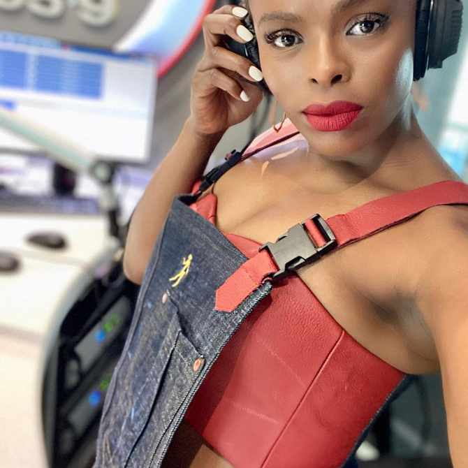 SEE: Unathi Nkayi shares her secret to building confidence