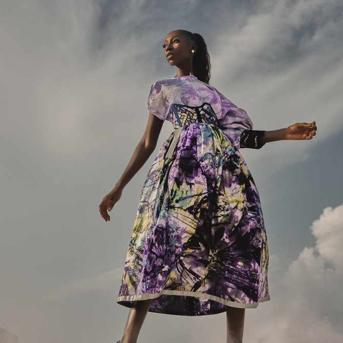Pan African Fashion: Christie Brown SS20
